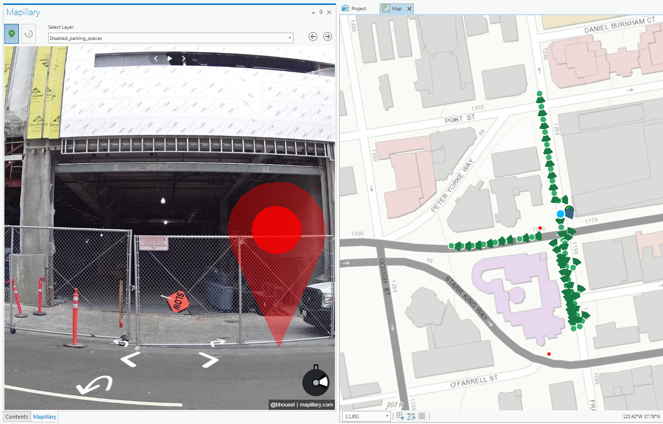 Mapillary for ArcGIS Pro – Mapillary